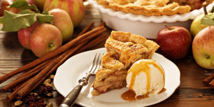 Opskrift på Camilla Plums æbletærte